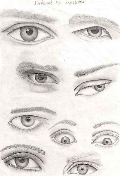 28++ Eye expression information