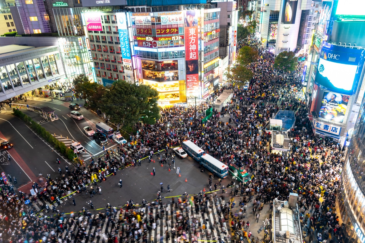 Shibuya Halloween 2020 Shibuya to Ban Public Drinking for Halloween 2019   GaijinPot