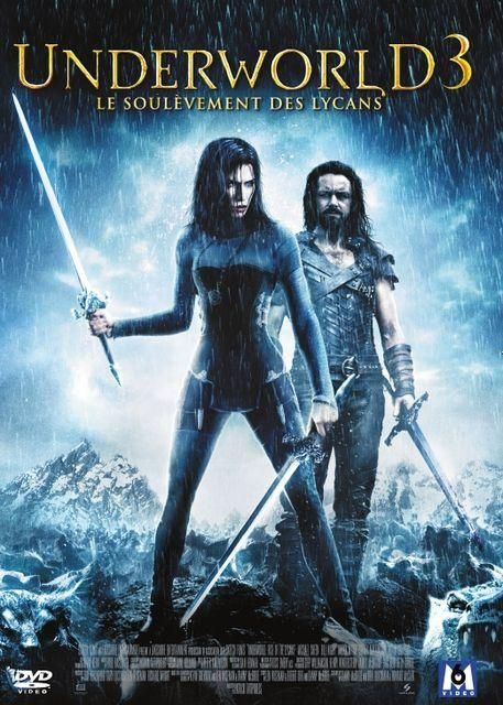 Underworld 3 Le Soulevement Des Lycans Enfer Films Cinema Film