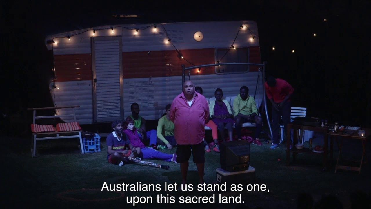 The Future Australian National Anthem in 2020 Australian