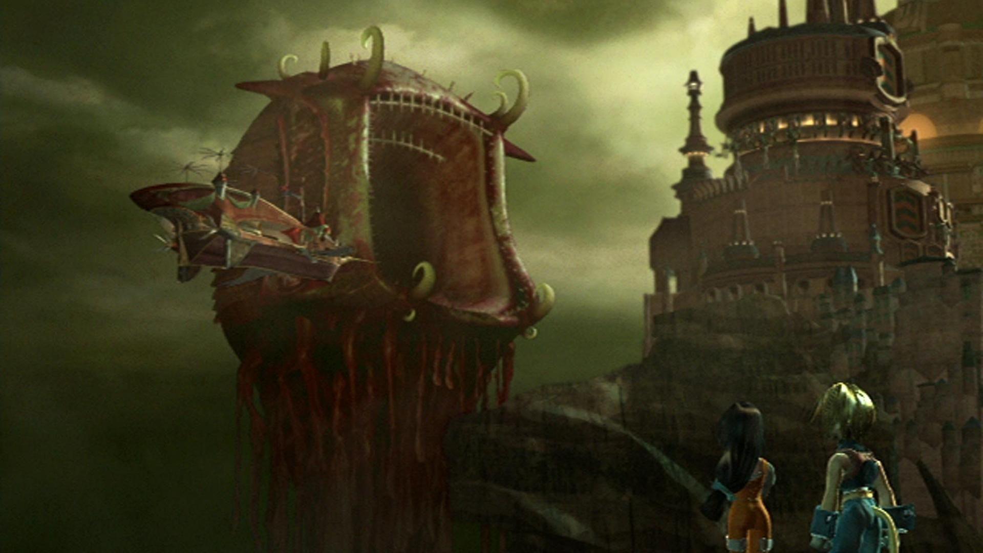 Final Fantasy 3 Wallpaper