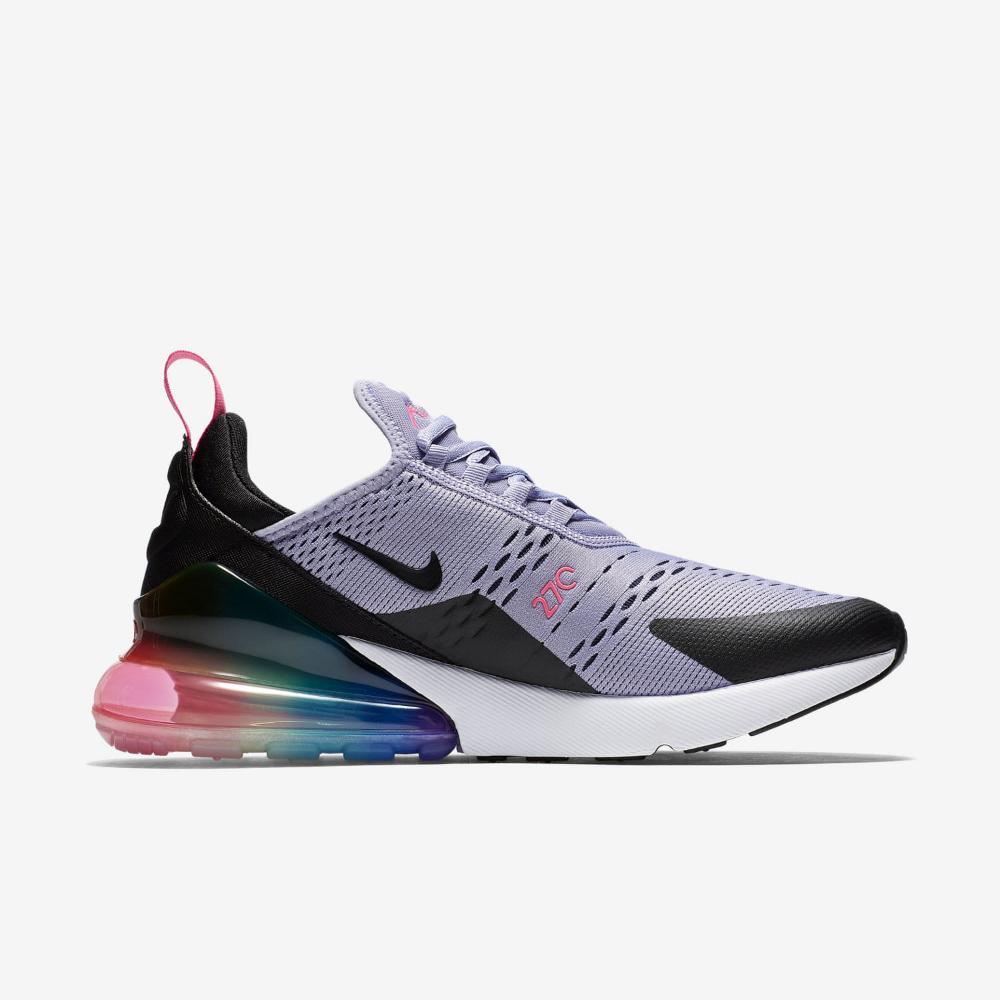 Nike Air Max 270 BE TRUE Rainbow AR0344 500 | Purple