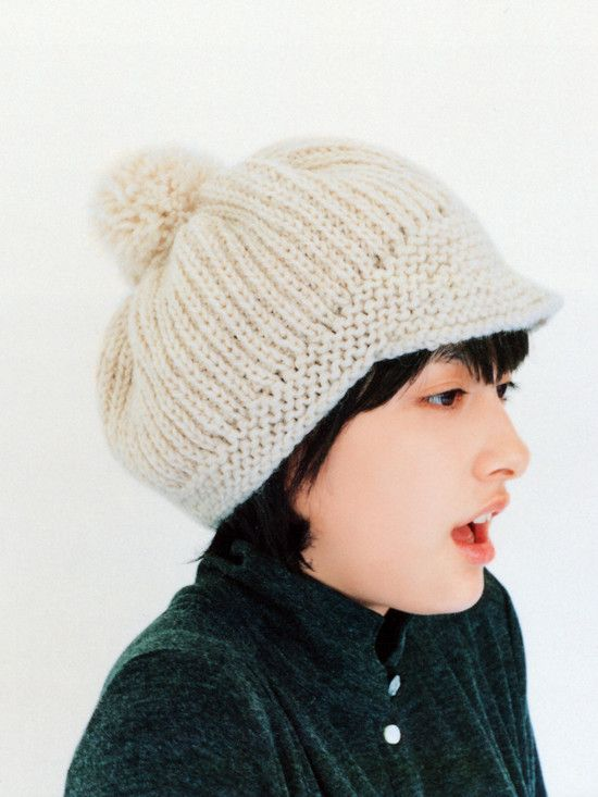 yobaretetobidete: 早見あかり | Knitting Galore | Pinterest | Gorros ...