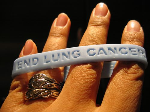 Lung Cancer ASCO 2012...  Love this picture!