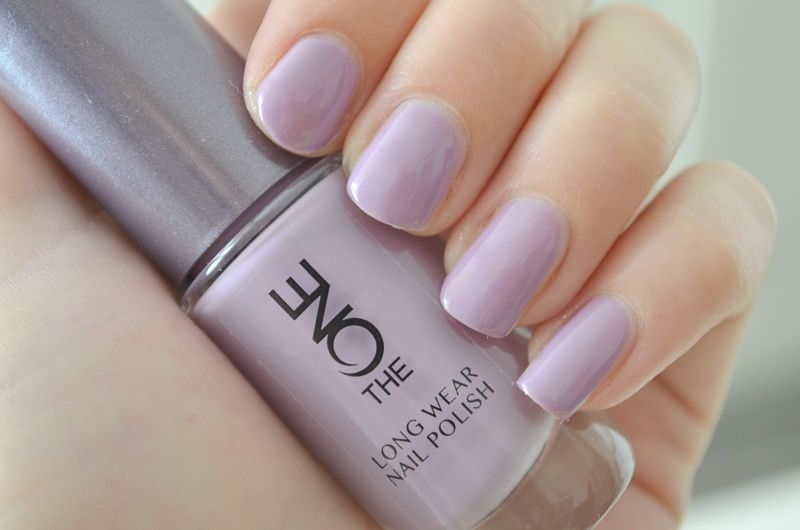 Oriflame The One Long Wear Nail Polish Review | Nail polish | Pinterest