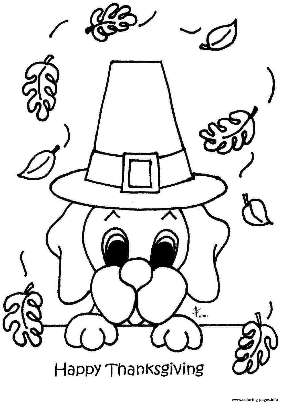 Print Happy Thanksgiving Cute Dog Coloring Pages Thanksgiving Coloring Sheets Free Thanksgiving Coloring Pages Thanksgiving Coloring Pages