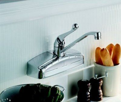 Where to buy a wall mount kitchen faucet: The Delta 200 | Wall ...