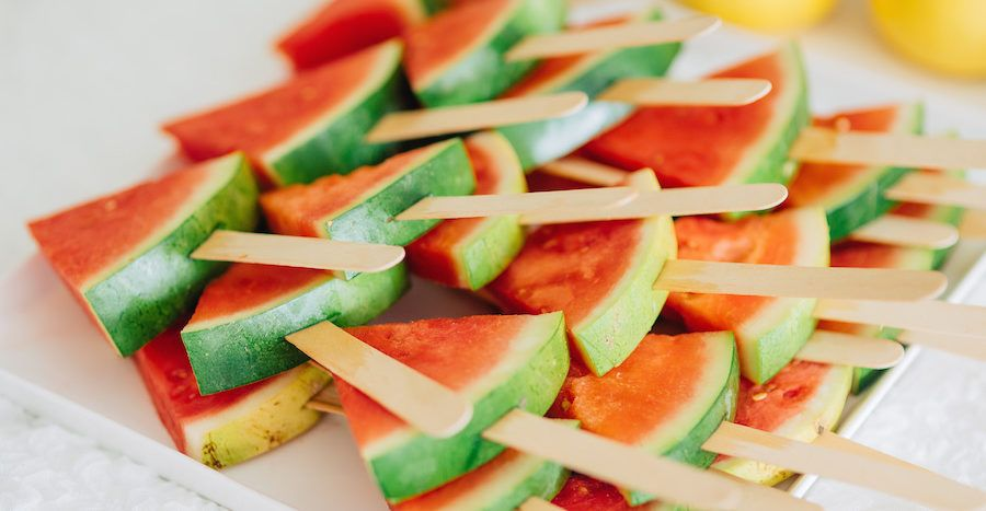 Tutti Frutti Kids Birthday Party #tropicalbirthdayparty