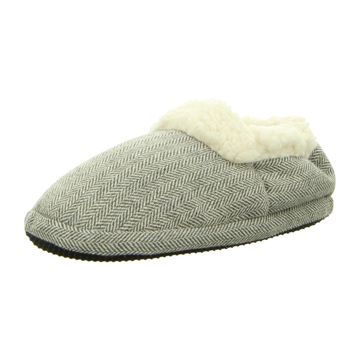 NEU: Warmies Hausschuhe Comfort37-41 - 03046 - grau -   Schuhe ...