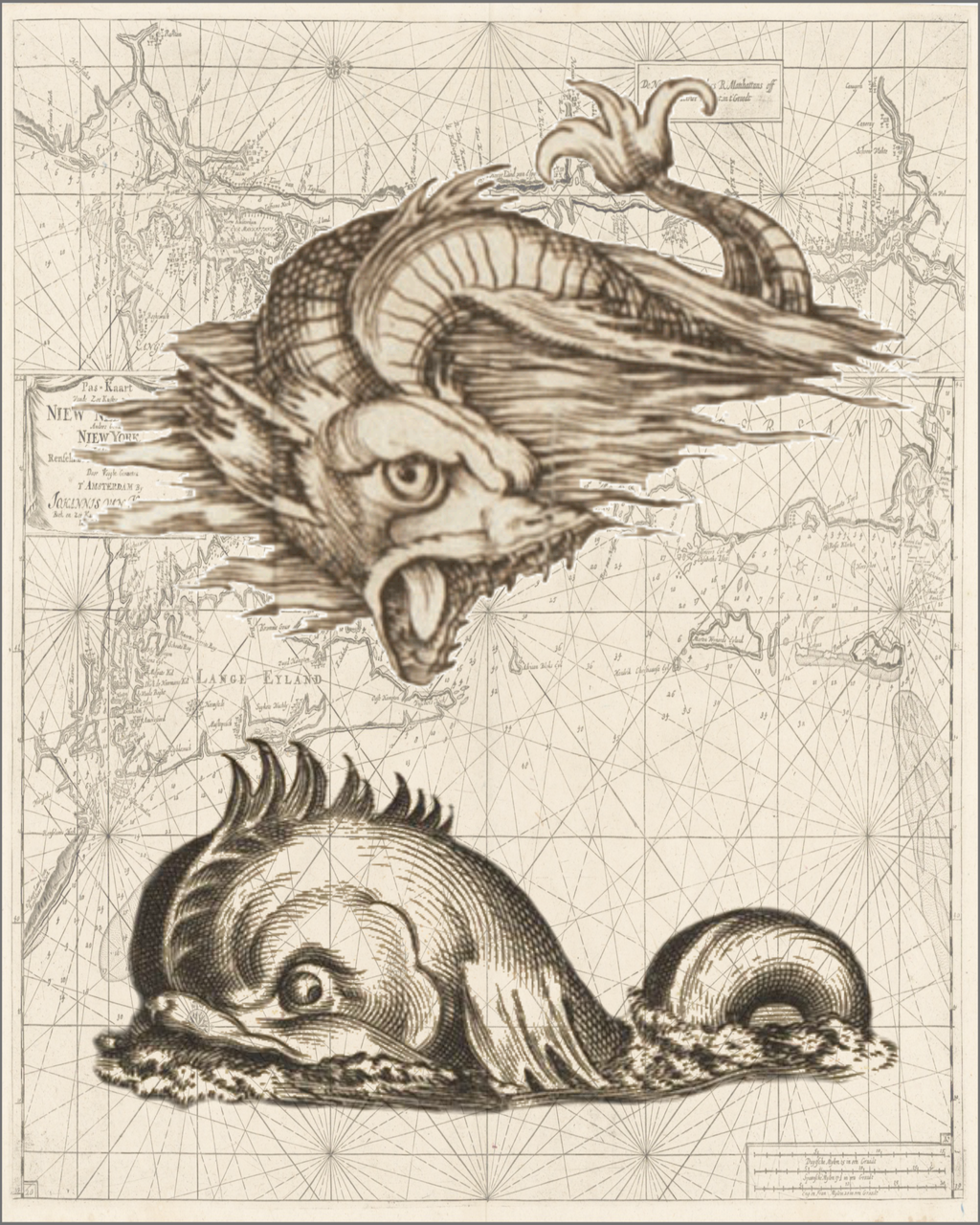 Pin By Mark Freeman On Nautical Drawings Paintings Images And Sketches Sea Monster Art Pirate Art Pirates Illustration