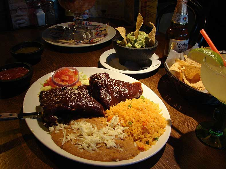 Milwaukee mexican restaurant ambiance food spot