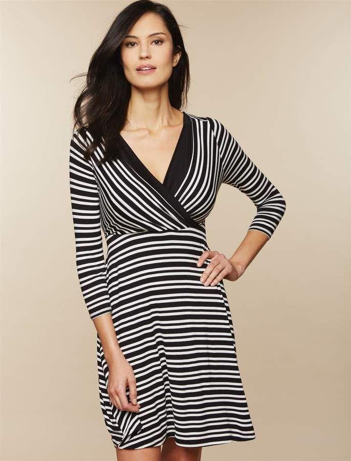 50e9a6660aaf3 Pull Over Nursing Dress | Products | Nursing dress, Dresses ...