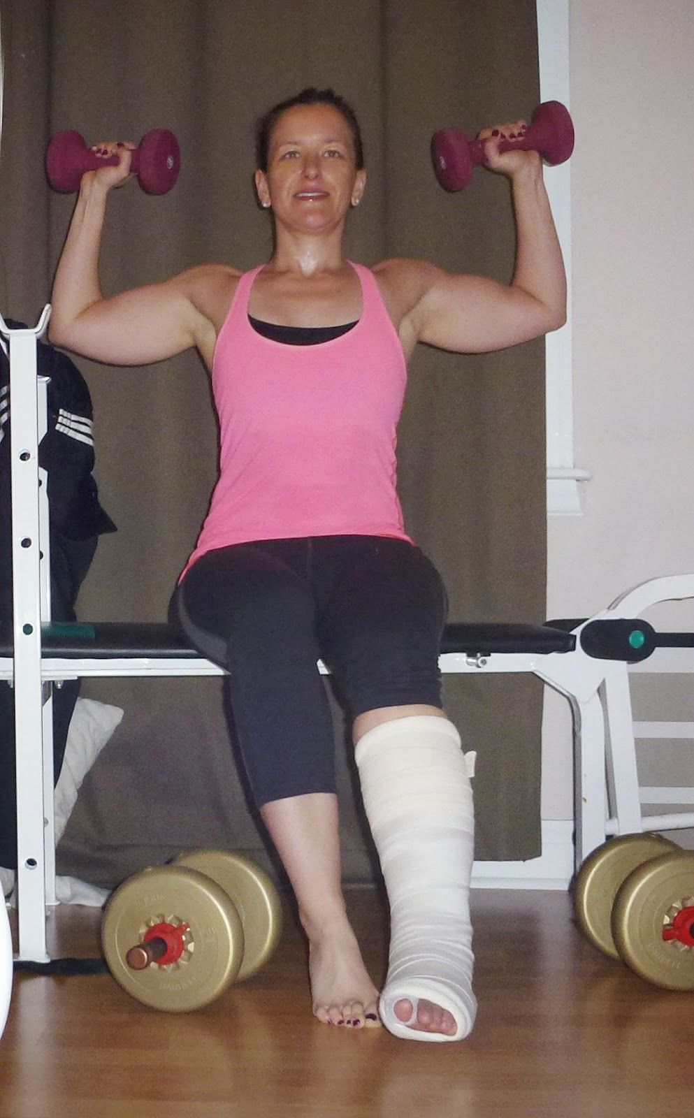 non weight bearing exercises at home