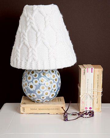 3 lampes à faire soi-même Real estate and Decoration