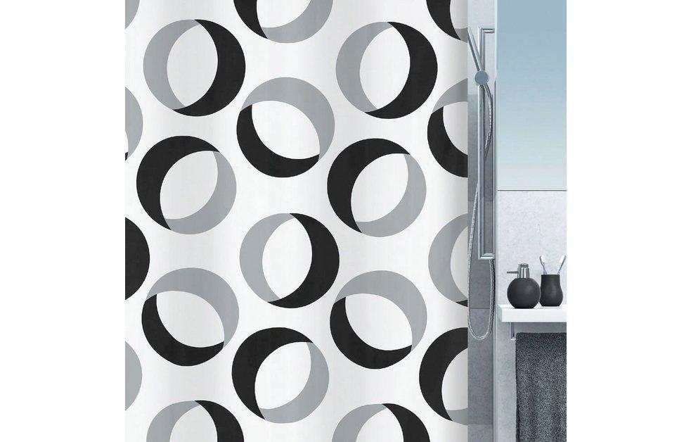 Duschvorhang Rings Antibakteriell Und Wasserabweisend