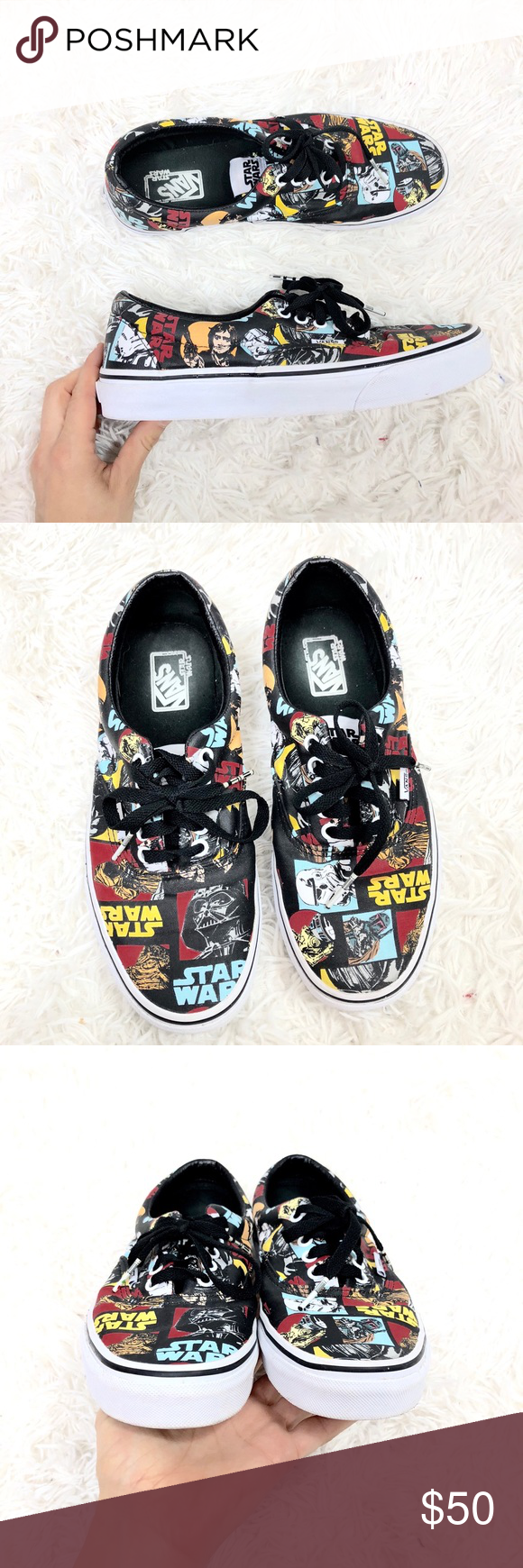 f382de157f Vans Star Wars Era Classic Repeat Shoes Up For Sale is the Perfect Shoe for  any