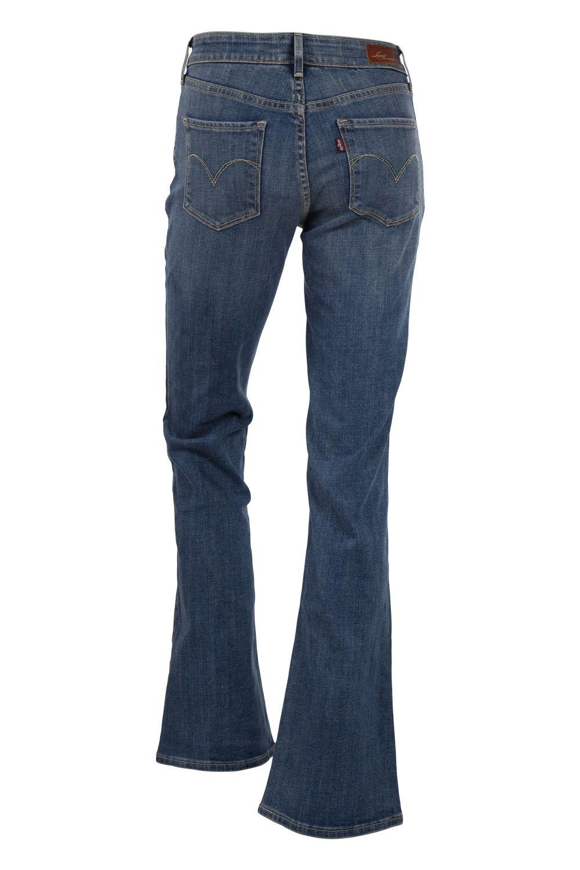 Levis petite curvy bootcut jeans black girl