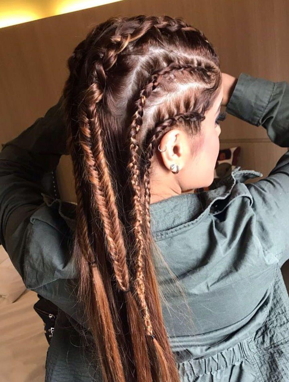 Pin On Braids Hairstyles