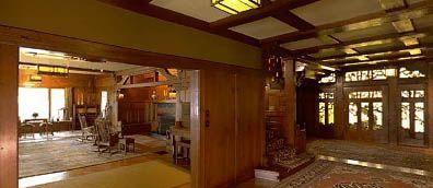 Interior Photos Of The Gamble House, 4 Westmoreland Place (Pasadena)