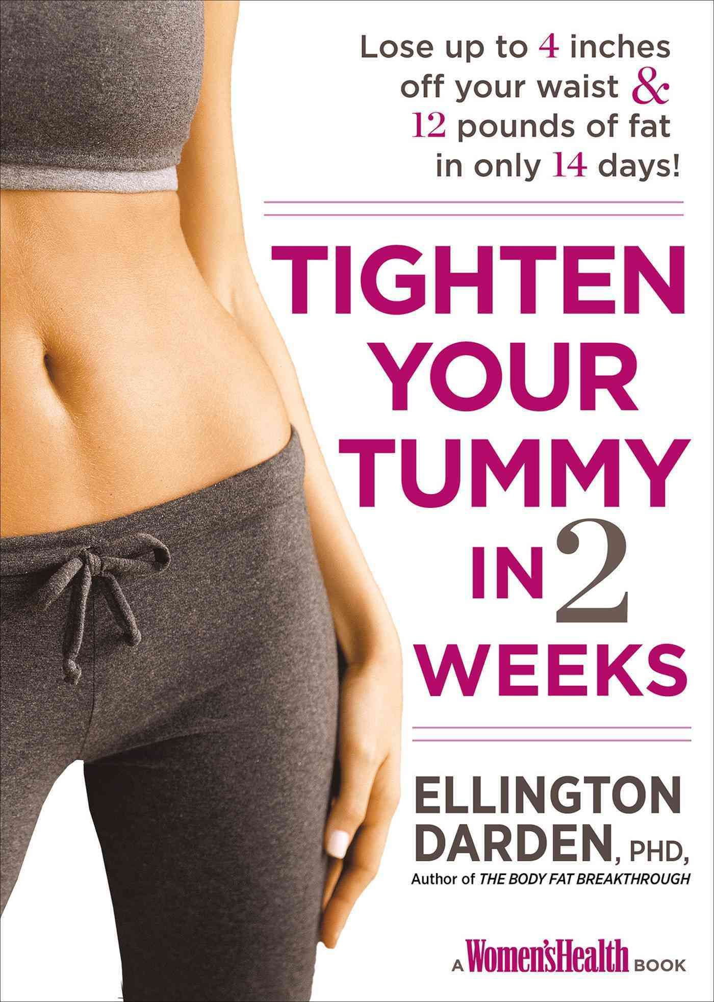 Lose 14 Inches Of Belly Fat