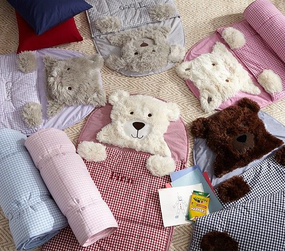 cute sleeping bags for kids unique christmas gifts for kids. Black Bedroom Furniture Sets. Home Design Ideas