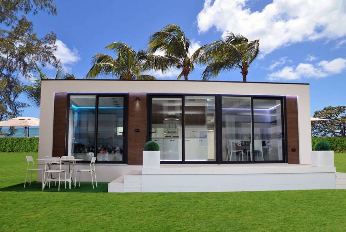 9 stupefacenti case mobili case mobili costruzione di - Costruzione di una casa ...