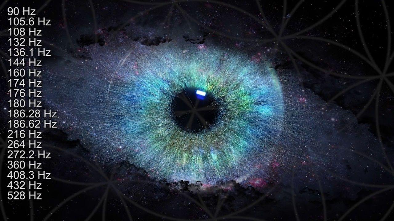 Eye Healing I Sharpen Vision, Overall Eye Care/Health
