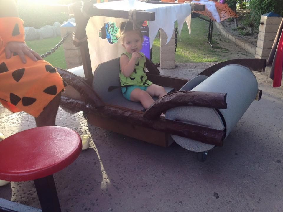 Homemade Flintstones Car with homemade Pebbles costume. #pebblescostume Homemade Flintstones Car with homemade Pebbles costume. #pebblescostume Homemade Flintstones Car with homemade Pebbles costume. #pebblescostume Homemade Flintstones Car with homemade Pebbles costume. #pebblescostume