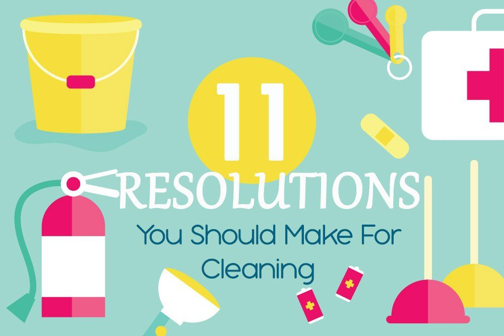 Think you could do better at keeping your home clean check out the think you could do better at keeping your home clean check out the cleaning resolutions solutioingenieria Images