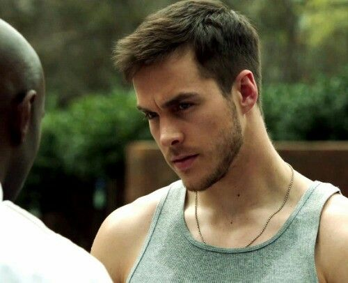 Chris Wood In Containment! So Hot, Can't Wait