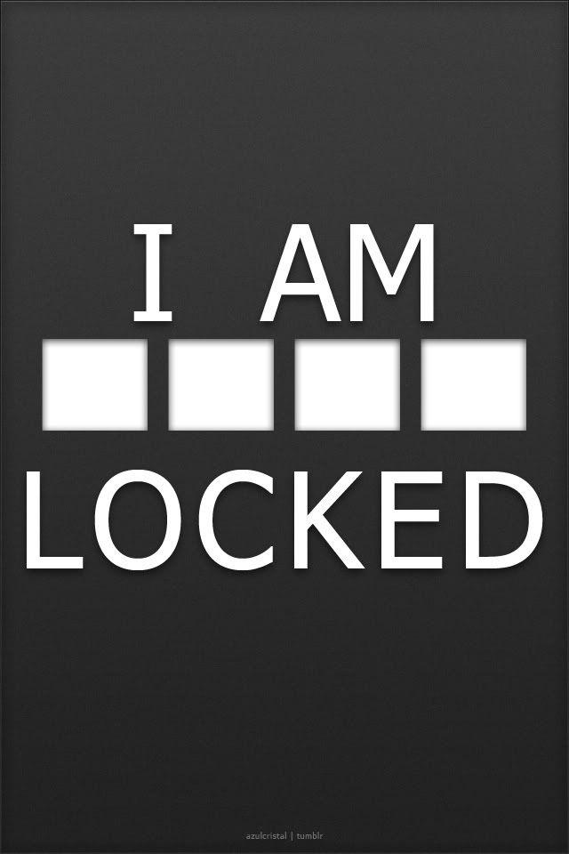 IPhone Lock Screen Yep This Just Happened