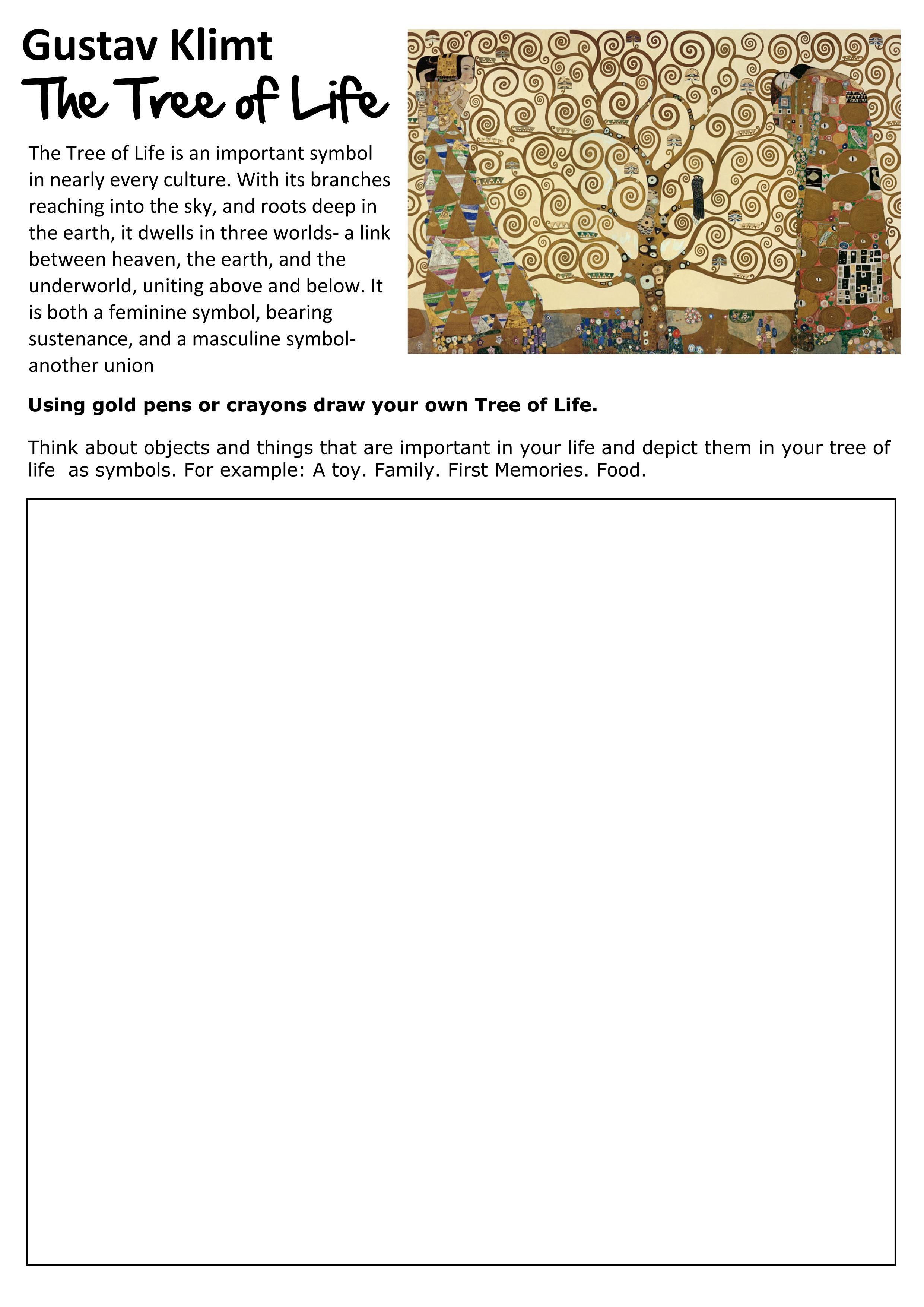 Uncategorized Art History Worksheets ks 3 worksheet art educ pinterest worksheets klimt and worksheet