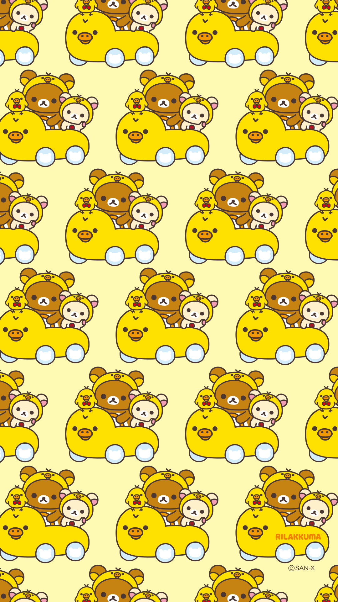 Awesome Rilakkuma Wallpapers - WallpaperAccess