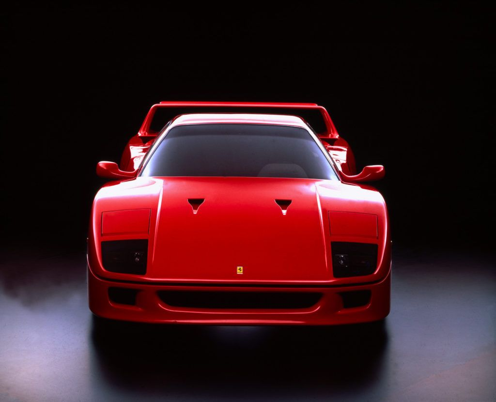 An Ode To The First 200mph Supercar The Ferrari F40 Ferrari F40 Super Cars Ferrari