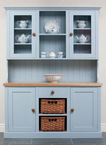 Painted Kitchen Dressers And Fine Free Standing Furniture From The Dresser Company Malthouse