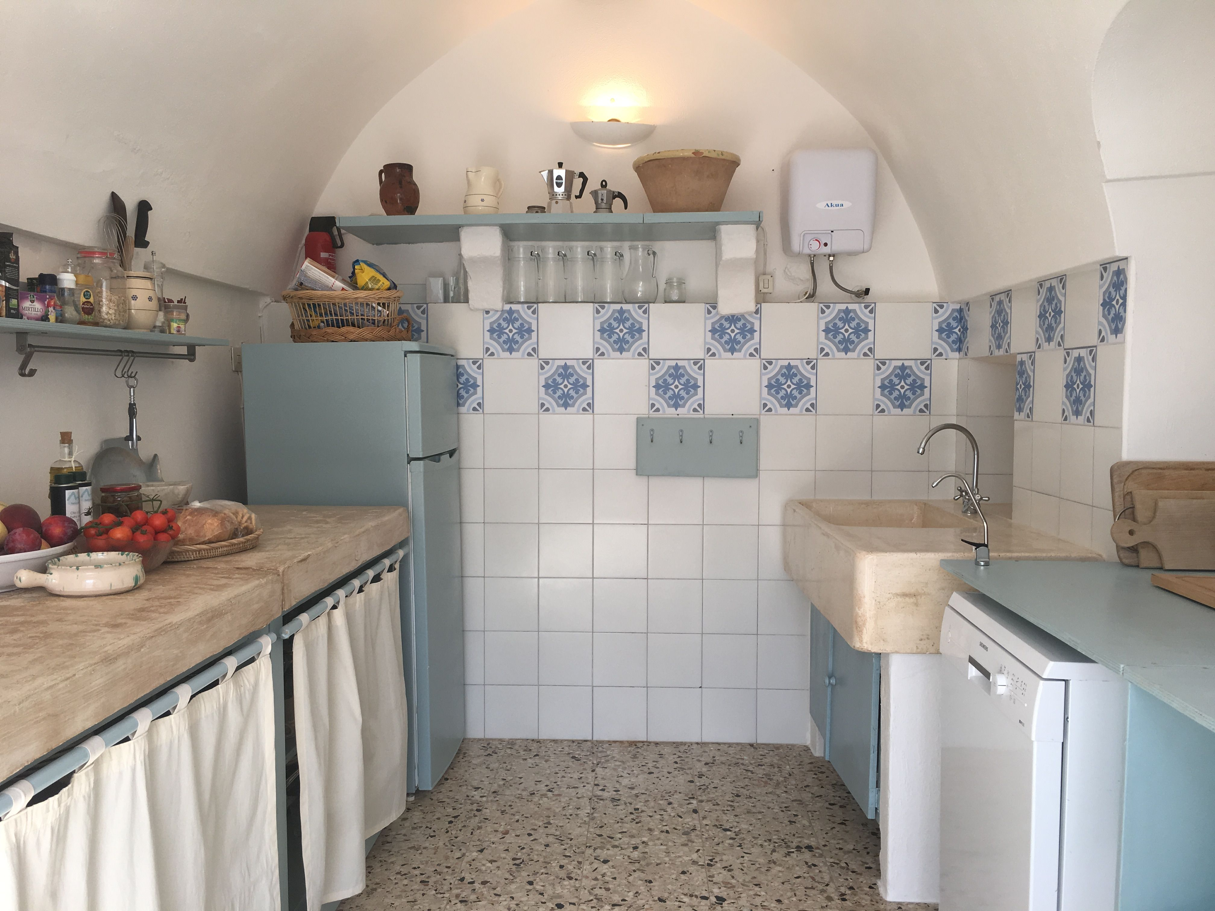 cucina pugliese style holiday home in puglia