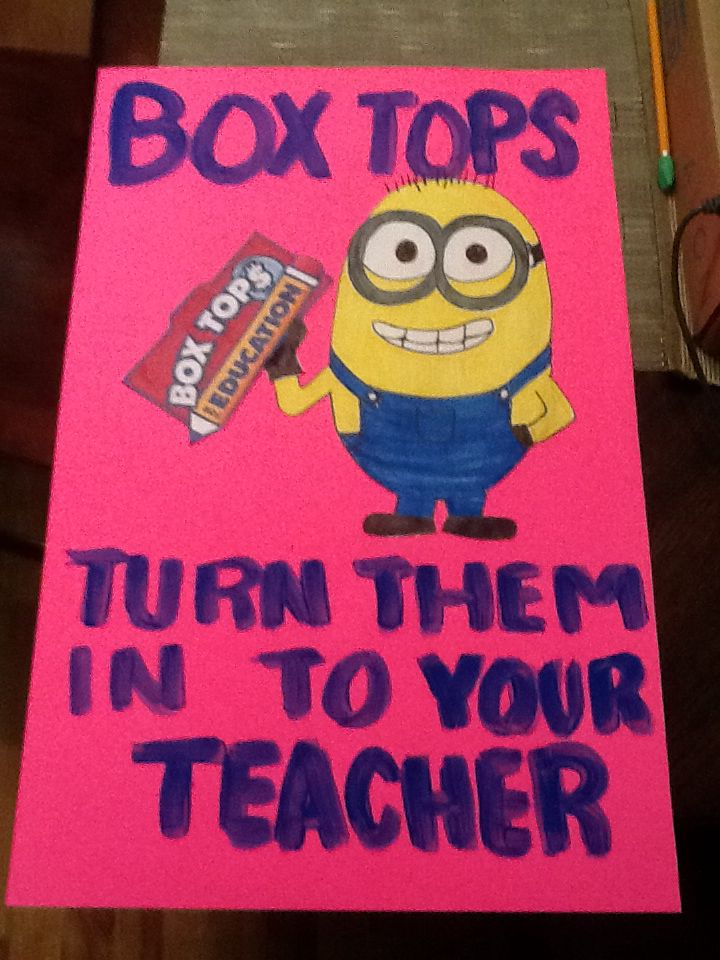 Great looking Box Tops poster! Put near Bus stop or in the