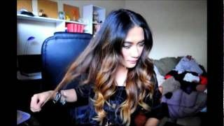 Perfect Loose Waves Hair Tutorial (Lauren Conrad curls), via YouTube.