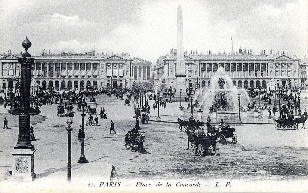 Paris, mid-to-late 1800s
