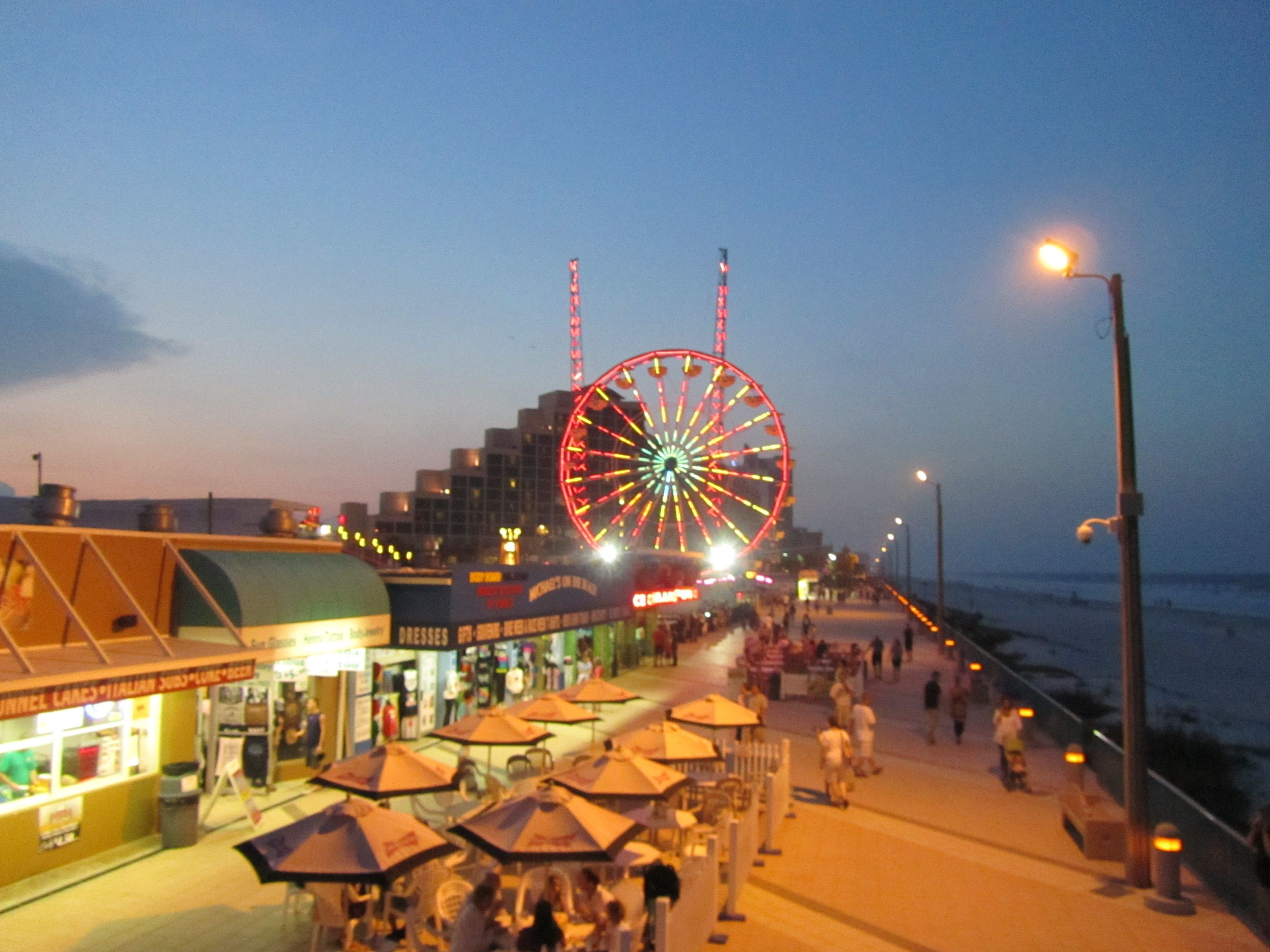 Daytona Beach Pictures File