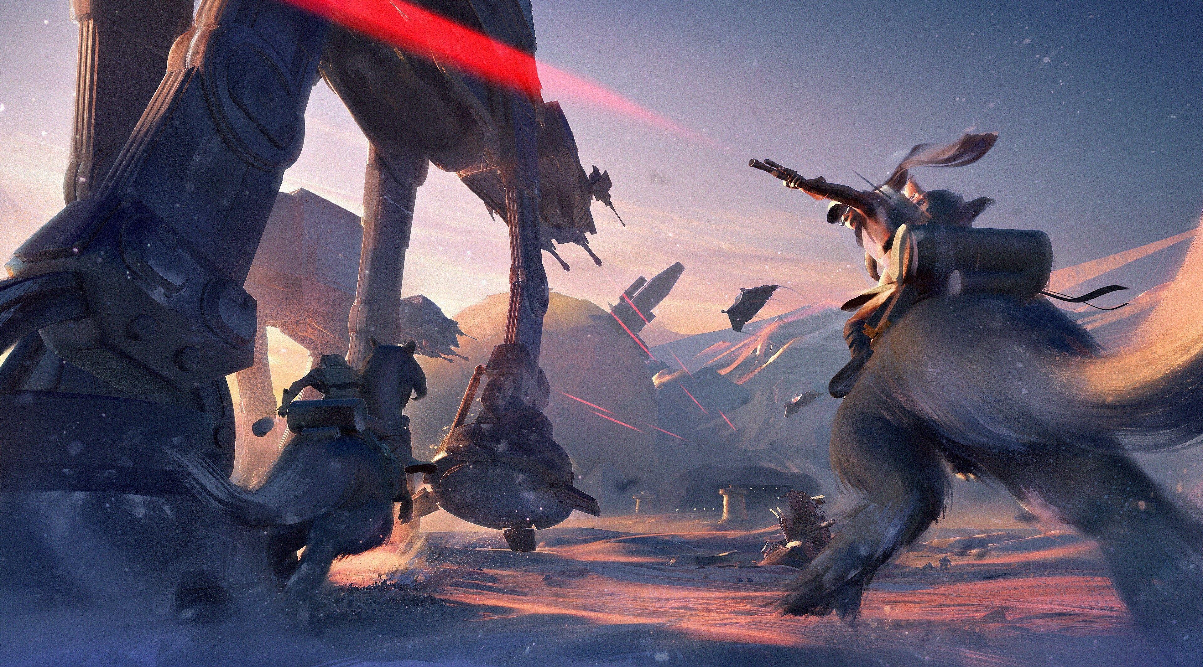 Star Wars Battlefront 2 Celebration Edition Wallpaper Hd