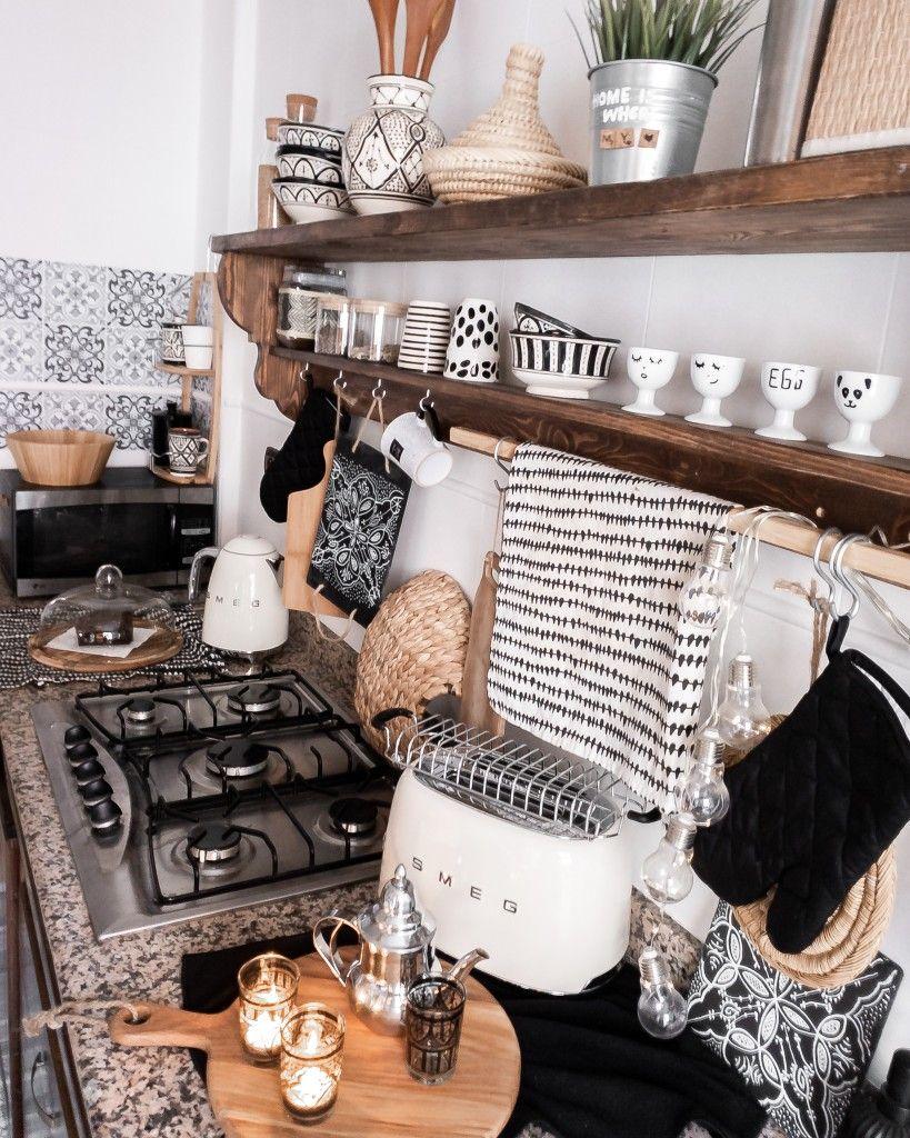 Meine Marokkanische Kuche Ein Mix Aus Skandi Details Und