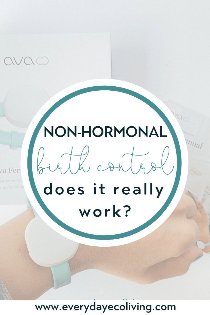 NonHormonal Birth Control Does it really work? Non