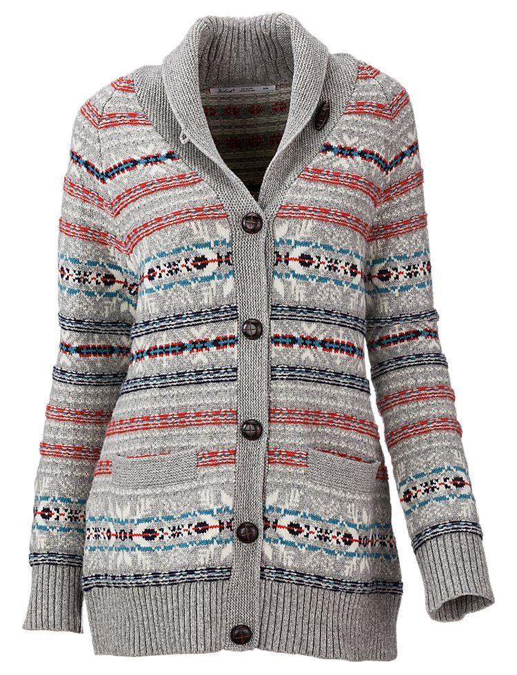 Woolrich Darlington Wool Cardigan for Ladies   Bass Pro Shops ...