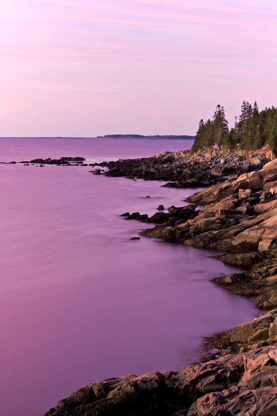 Otter Cove, Acadia