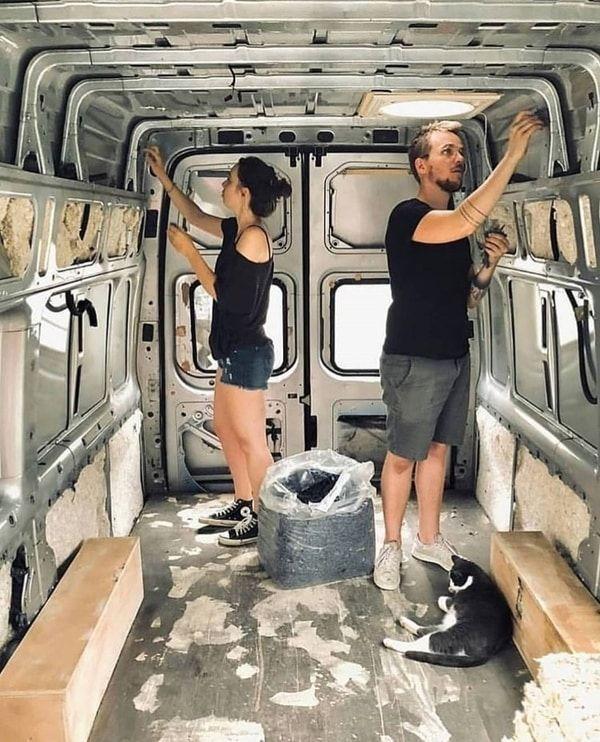Photo of Van Conversion | Ford transit Van life Ford transit … Van life has really been…