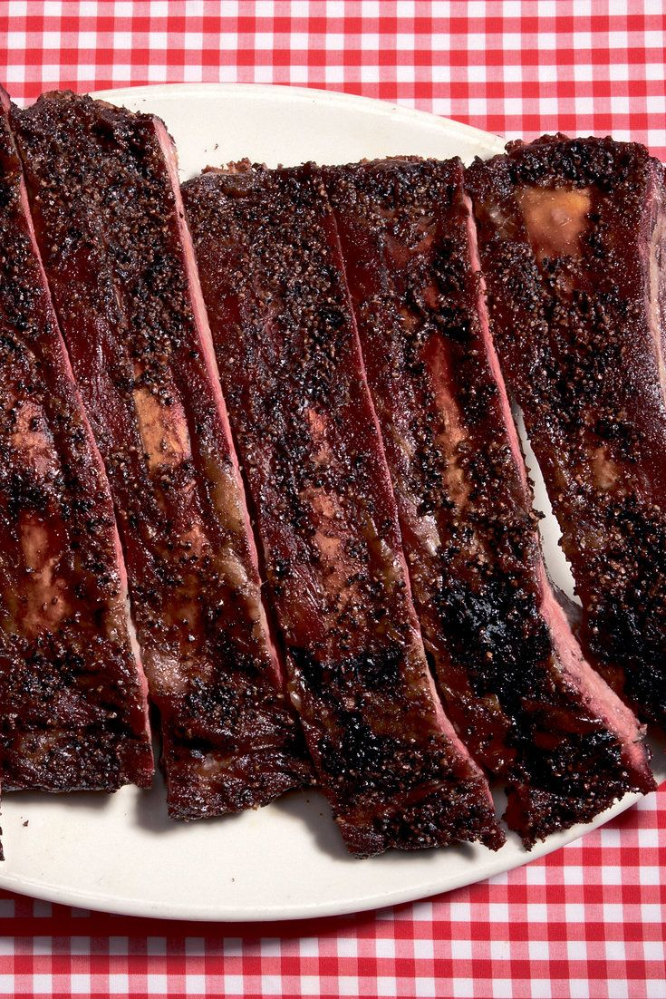 Nyt Cooking These Beef Ribs Are An Adaptation Of The Ones Chef Kenny Callaghan Used To Serve At Restaurant Blue Smoke In Manhattan