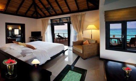 Maldives Hilton Maldives / Iru Fushi Resort & Spa