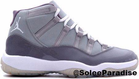 e21484d8d01289 Jordan 11 Cool Grey GS