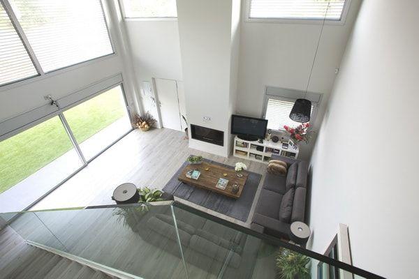 Casa prefabricada de hormigón, diseño interior Casas modulares - casas modulares
